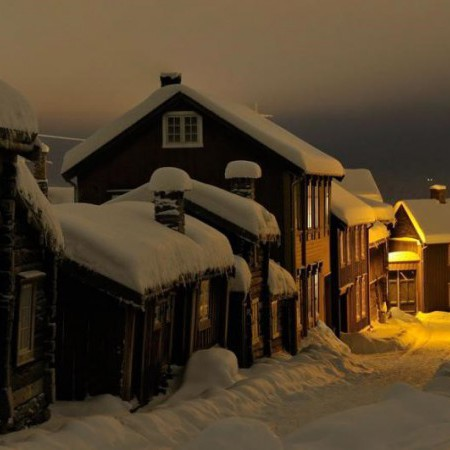 Photo of Røros, Norway