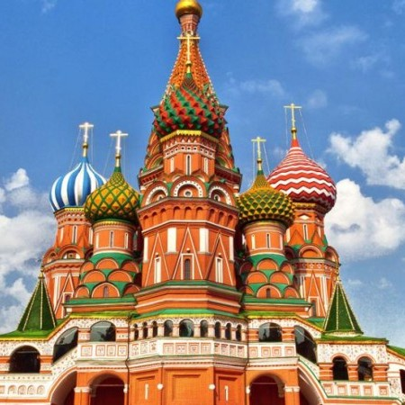 Photo of St. Basil's Cathedral - Moscow