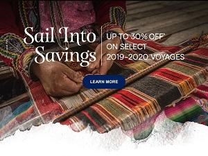 Azamara Club Cruises - Save up to 30%