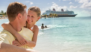 Now's the moment! Set Sail with Disney Cruise Line® - 50% off your initial cruise deposit