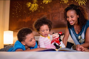 Stay in the Middle of the Magic! Save 20% on select rooms at a Disneyland Resort Hotel