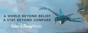 Come Visit a World Beyond Belief! Save up to 25% on rooms at select Walt Disney World Resorts®