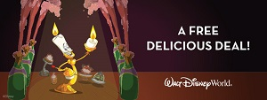 Feast on a Delicious Offer at Walt Disney World Resorts
