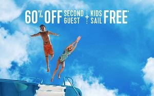 Royal Caribbean International® 60% Off Second Guest + Kids Sail Free