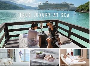 Come Seek True Luxury at Sea - Virtuoso Exclusive Amenity