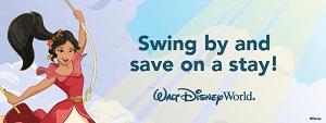 Enchanted Escapes Await - Save up to 25% at select Walt Disney World Resort Hotels