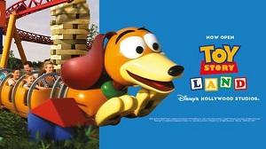 Walt Disney World Toy Story Land Now Open